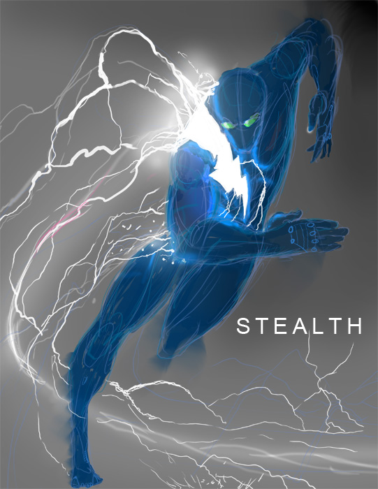 Stealth by Merkuri3000