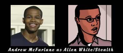 Allen White/Stealth