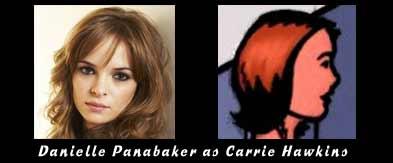 Carrie Hawkins